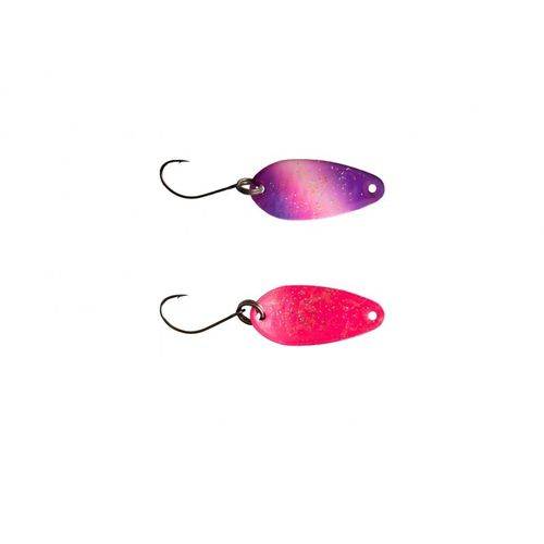 Olek-Fishing Trout Spoon 2,9g Anjeli Special Violet Pink UV